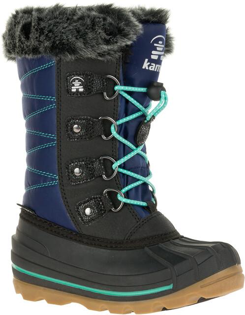 Kamik Waterbug 8G Winter Boots Kinder navy